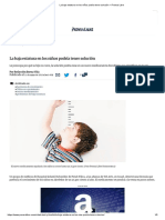 La baja estatura en los niños podría tener solución – Prensa Libre