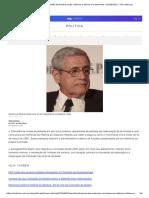 Sob Bolsonaro, Comissão de Anistia muda critérios e vítima vira terrorista - 10_08_2019 - UOL Notícias