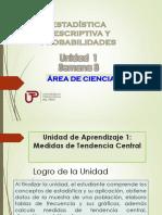 SEM 3 EDP UTP -PREG-MEDIDAS TENDENCIA CENTRAL