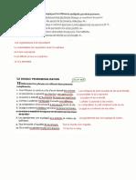 Exercices double pronominalisation et corrigés