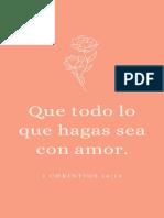 Que todo lo que hagas sea con amor..pdf