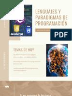 Actividad 2 Presentación Caso Práctico TI034 - Lenguajes y Paradigmas de Programación