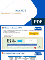Delivery HUB Tiendas_Televentas Digital