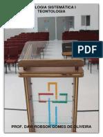 APOSTILA TEOLOGIA SISTEMÁTICA I - FATHEL