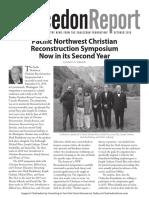 CR Oct 19 Newsletter