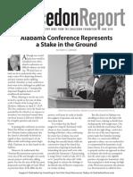 The Chalcedon Report June 19 Newsletter