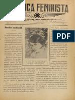 Política Feminista de la Juventud Liberal Demócrata de Valparaíso