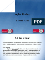 Ingles Starters, 5 Verbo TO BE.pdf