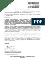 CONVOCATORIA NACIONAL PALABRAS EN MOVIMIENTO LA ESCUELA SE TOMA EL ENTORNO PNLE