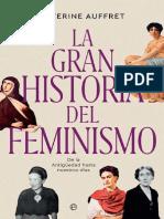 「Auffret, Séverine」 La gran historia del feminismo (La Esfera de los Libros)