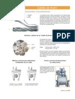 catalogo cables de acero