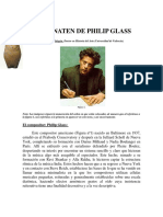 AKEHNATEN DE PHILIP GLASS