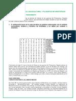 4. CONTEXTO HISTÓRICO, SOCIOCULTURAL Y FILOSÓFICO DE ARISTÓTELES