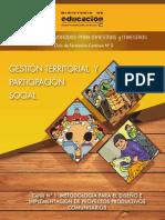 1. Metodología Para El Diseño e Implementación de Proyectos Productivos Comunitario