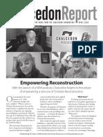 CR Apr 20 Newsletter