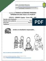 CARTILLA GRADO CUARTO REVISADA CON COORDINACION.docx
