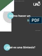 Cómo hacer una Síntesis.pdf