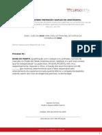 PETIÇÃO SOBRE PRETENSÃO SIMPLES DE HONORÁRIOS.docx