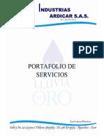 PORTAFOLIO DE SERVICIOS AGUA LLUVIA DE ORO (1)
