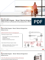 Digital Switchgear- Ethernet Connectivity release