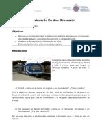 Laboratorio 2 - Movimiento en Una Dimension.docx