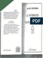La Naturaleza Del Trabajo Directivo Henry Mintzberg Capitulos 3 y 4