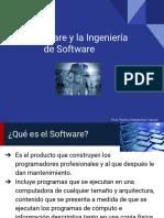 1.is.el Software y La Ingeniería Del Software