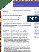 VisibleLearning Self Report Grades