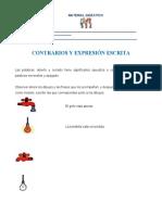 Esp_Contrarios y expresión escrita.doc