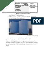 ACTIVIDAD CON NÚMEROS ENTEROS-MATEMATICAS-7B-MANUELITA MARIA LOPEZ ARTEAGA