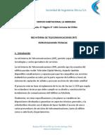 EETT Telecomunicaciones Edif La Arboleda Chillan Rev 1