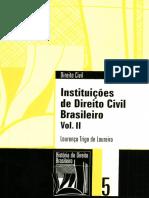 Instituições de direito civil brasileiro - Loureiro, Lourenço Trigo de 000684731_V2