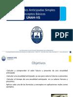 2.Anualidades Anticipadas METODOS EN FINANZAS 2