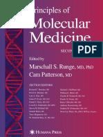 Marschall S. Runge, Cam Patterson - Principles of Molecular Medicine (2006, Humana Press).pdf