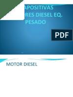 DIAPOSITIVAS MOTORES DIESEL PARA EQUIPO PESADO