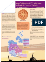 NWT HPV Prevalence Study Poster