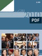 Global Real Estate Institute 2010 - Year Book