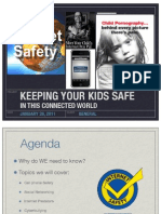 Internet Safety 2010
