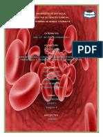 Exposicion segundo parcial  de hematologia