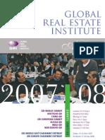 GRI Corporate Brochure 2008