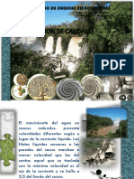 CLASE AFORO DE CAUDALES