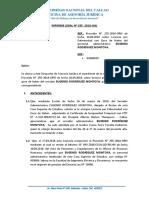 Licencia por enfermedad serv. nombrada  rodriguez montoya exp. 01060019