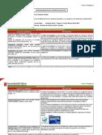 Ficha de Observación Práctica II
