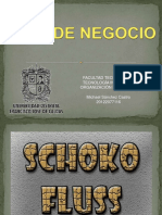 PROYECTO FABRICA DE CHOCOLATE