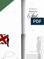 Dana Budeanu - Manual de Stil Pentru Barbati