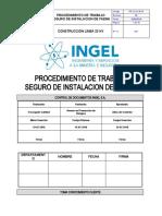 PR-CO-ALB-01 INSTALACION DE FAENA