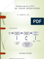 3588S1TKCE60332018 - Perancangan Pabrik Kimia I - Pertemuan 2 - Materi Tambahan.pdf