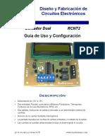 Manual RCNT2