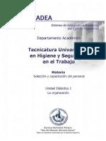 UD1-La Organización