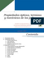4.Pro. Term-Opticas-Mec-Reo-Polímeros-Curso-IS-17
